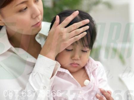 Khi nào đưa trẻ đi khám?