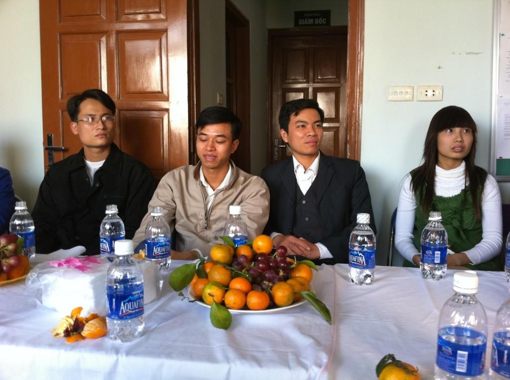 3Tpharma tổ chức chào mừng ngày thành lập công ty 2