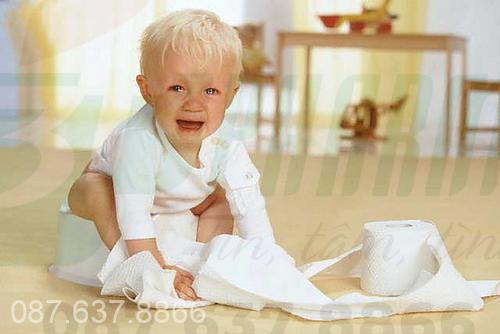 Bệnh táo bón ở trẻ em – Điều trị sớm tránh gây biến chứng 1