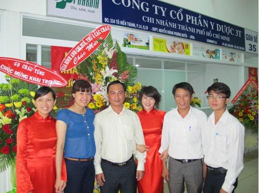 3Tpharma khai trương chi nhánh tại TP Hồ Chí Minh 3