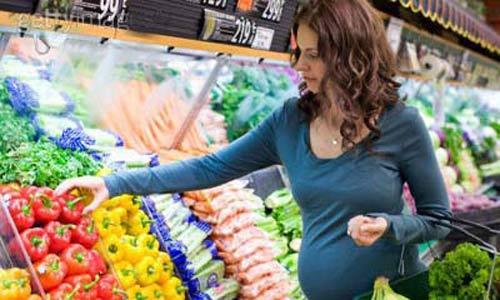 Món ăn phòng ngừa bệnh táo bón ở phụ nữ đang mang thai 1