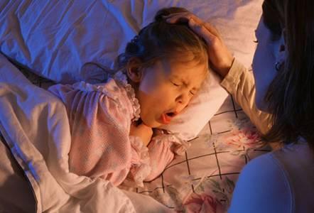 Trẻ 8 tuổi ho nhiều - Bệnh gì? 1