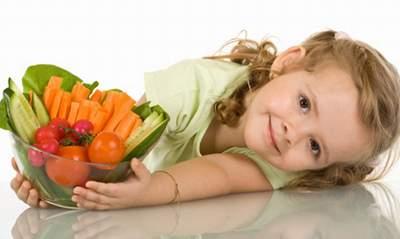 Chế độ ăn cho trẻ 1