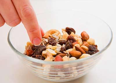 2. Các loại hạt khô 1