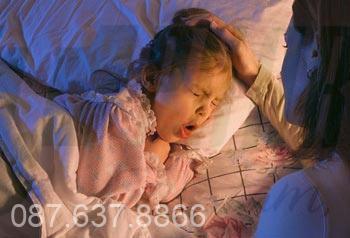 Bệnh ho lâu ngày ở trẻ em