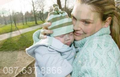 Thời tiết thay đổi : Cẩn thận phòng bệnh trẻ em mùa lạnh