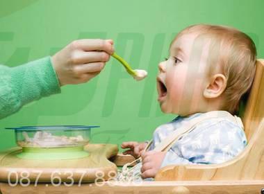 Dinh dưỡng cho trẻ bị tiêu chảy kéo dài