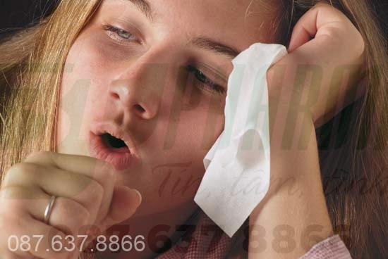 Phòng ngừa bệnh ho vào mùa lạnh
