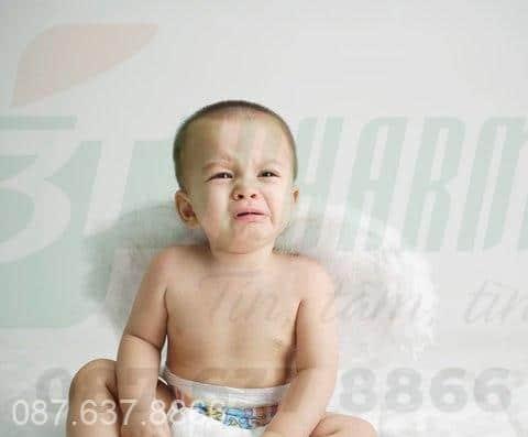 4 sai lầm làm trẻ suy dinh dưỡng