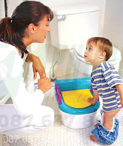 Trẻ bị táo bón – Nhiều biến chứng nguy hiểm