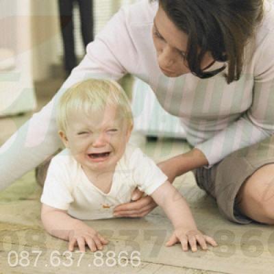Trẻ ho kéo dài do hội chứng chảy nhỏ giọt sau mũi