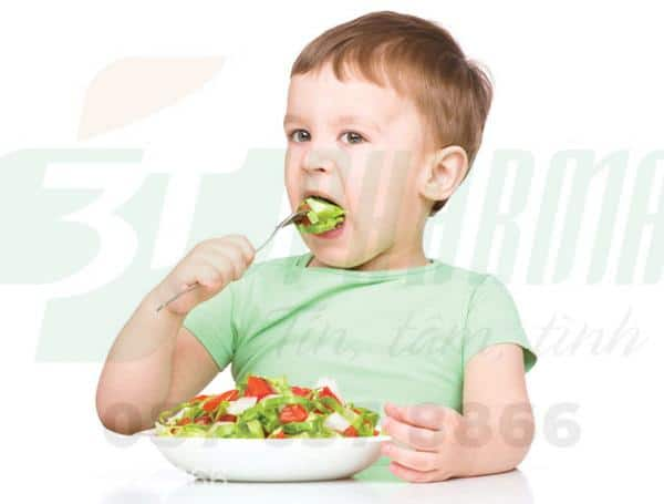 5 giải pháp giúp trẻ biếng ăn luôn ngon miệng