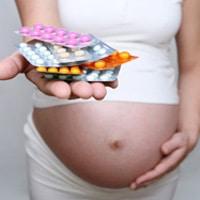 Dùng thuốc kháng sinh khi bầu bì có an toàn?