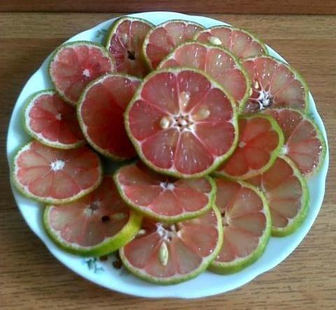 Cách chữa ho bằng trái cây