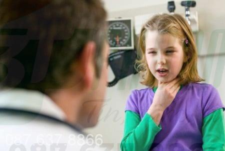Các mẹ chú ý khi chữa ho cho trẻ