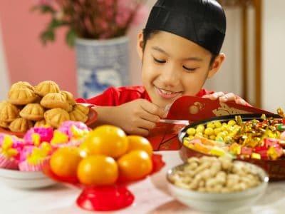 Chuẩn bị dinh dưỡng cho ngày Tết
