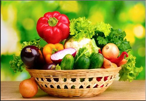 Đối với chế độ ăn uống: 1