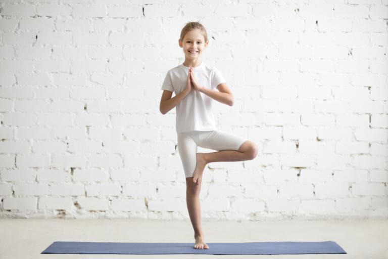 Yoga Cho Trẻ – Phương Pháp Tâm Lý Hiệu Quả Làm Ở Trẻ Đái Dầm