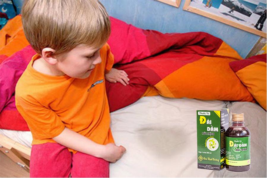 Cách trị đái dầm ban đêm hiệu quả cho con không phải cha mẹ nào cũng biết 1