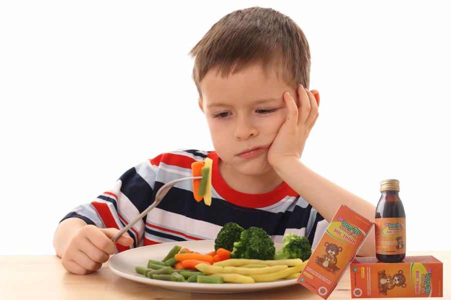 Bé hay ăn chóng lớn Đức Thịnh giúp xử lý tận gốc nguyên nhân gây nên chứng biếng ăn ở trẻ 1