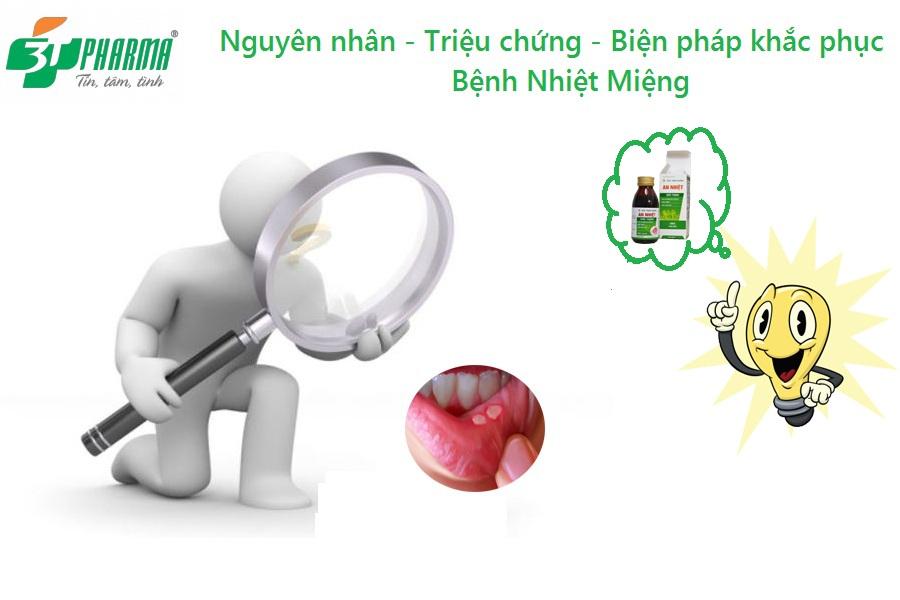 Nhiệt miệng - Nguyên nhân, triệu chứng và cách khắc phục 2