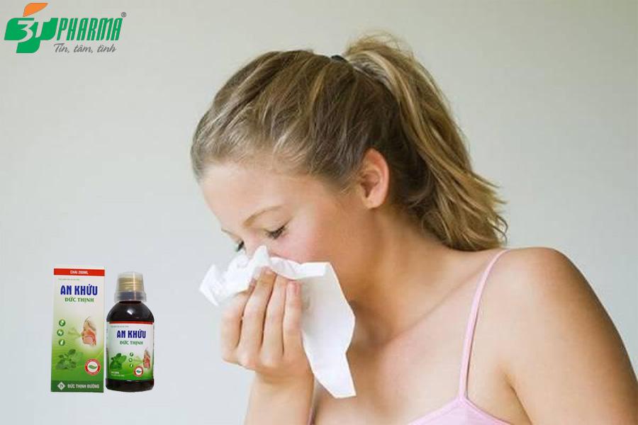 Phương pháp chữa viêm mũi dị ứng bằng Đông y 1