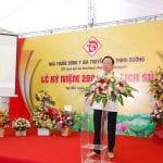 Thầy thuốc nhân dân, Tiến sĩ-bác sĩ Nguyễn Hồng Siêm phát biểu ý kiến